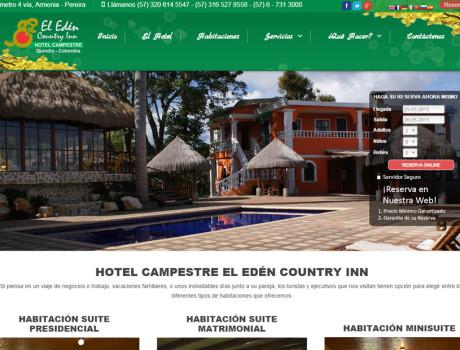Hotel El Eden Country Inn