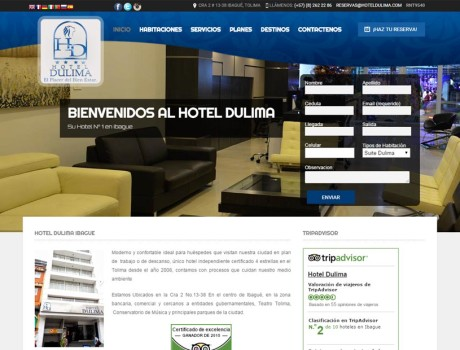 Hotel Dulima Ibague