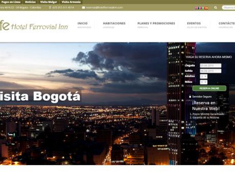 Hotel Ferrovial Inn
