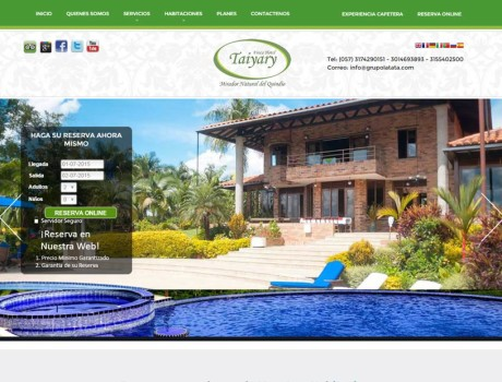 Finca Hotel Taiyary