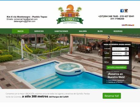 De La Vega Hotel Campestre