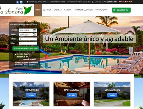 Finca Hotel La Sonora