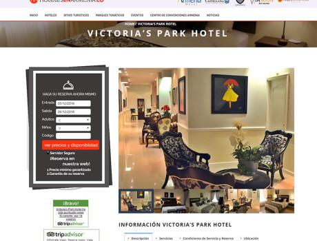 Victoria's Park Hotel